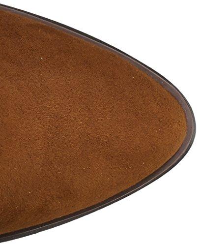 Carlos Di Carlos Santana Womens Alexia Fashion Boot Bourbon
