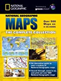Greenstreet National Geographic Maps Collection - 8 Dv Case Pack (PC)