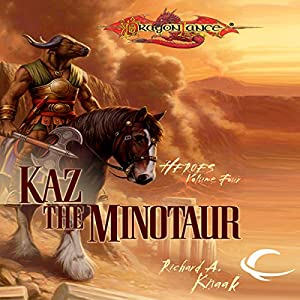 Kaz the Minotaur Audiobook
