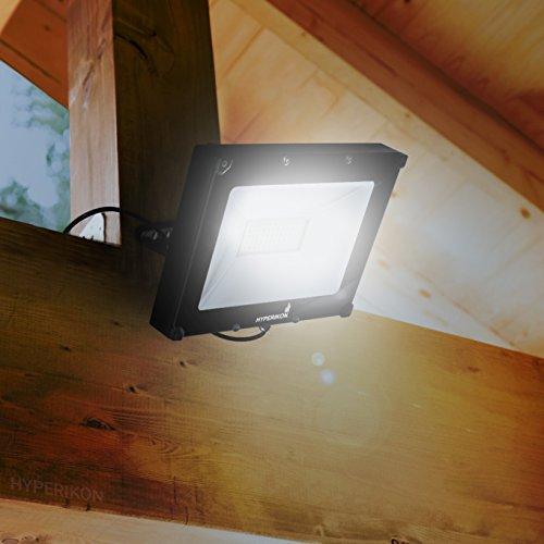 hyperikon led flood light 4000 lumen import it all. Black Bedroom Furniture Sets. Home Design Ideas