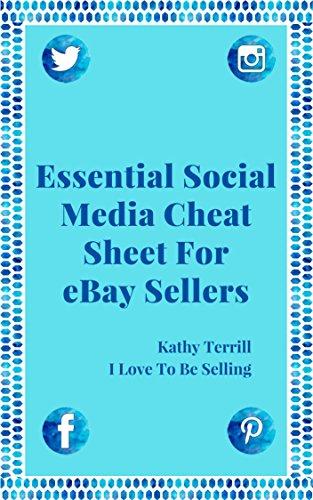 Essential Social Media Cheat Sheet For eBay Sellers