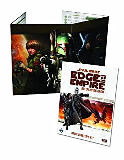 Star Wars: Edge of the Empire - Game Master's Kit (161661658X) | Amazon Products