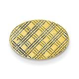 Lex & Lu 14k Yellow Gold Tie Tac LAL83179-Prime
