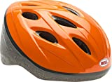 Bell Youth Edge Helmet, Solid Orange