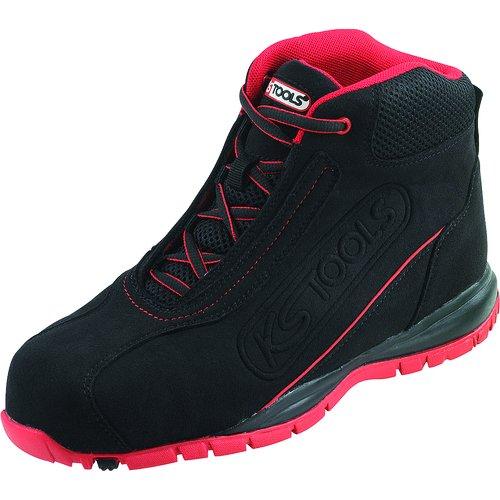 KS Tools 310.0920 - Scarpe antinfortunistiche casual indoor a caviglia alta, misura 41