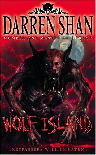 """The Demonata (8) - Wolf Island"" av Darren Shan"