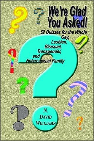 Gay lesbian bisexual quiz