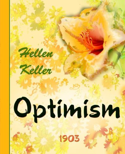 Optimism Helen Keller