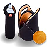 Nordic By Nature Insulated Neoprene Lunch Bag Tote Includes 12