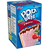 Kellogg's Pop-Tarts Frosted Cherry, 8 ct, 14.7 oz