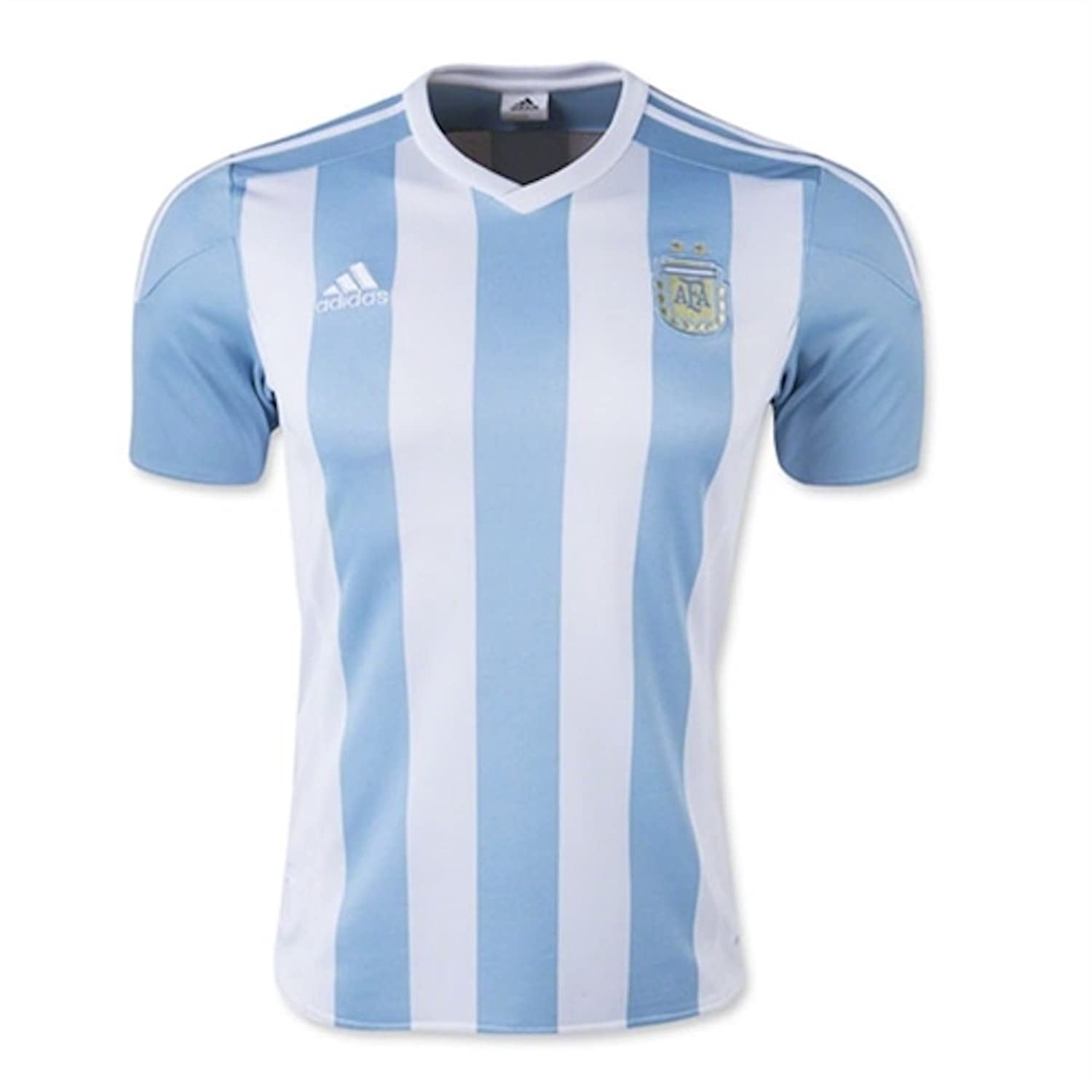 e642ff9ce99a7 Adidas Argentina Home Climacool Soccer Jersey (White, Blue) new ...