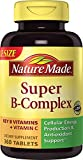Nature Made Super Vitamin B-Complex Tabs, 360 ct