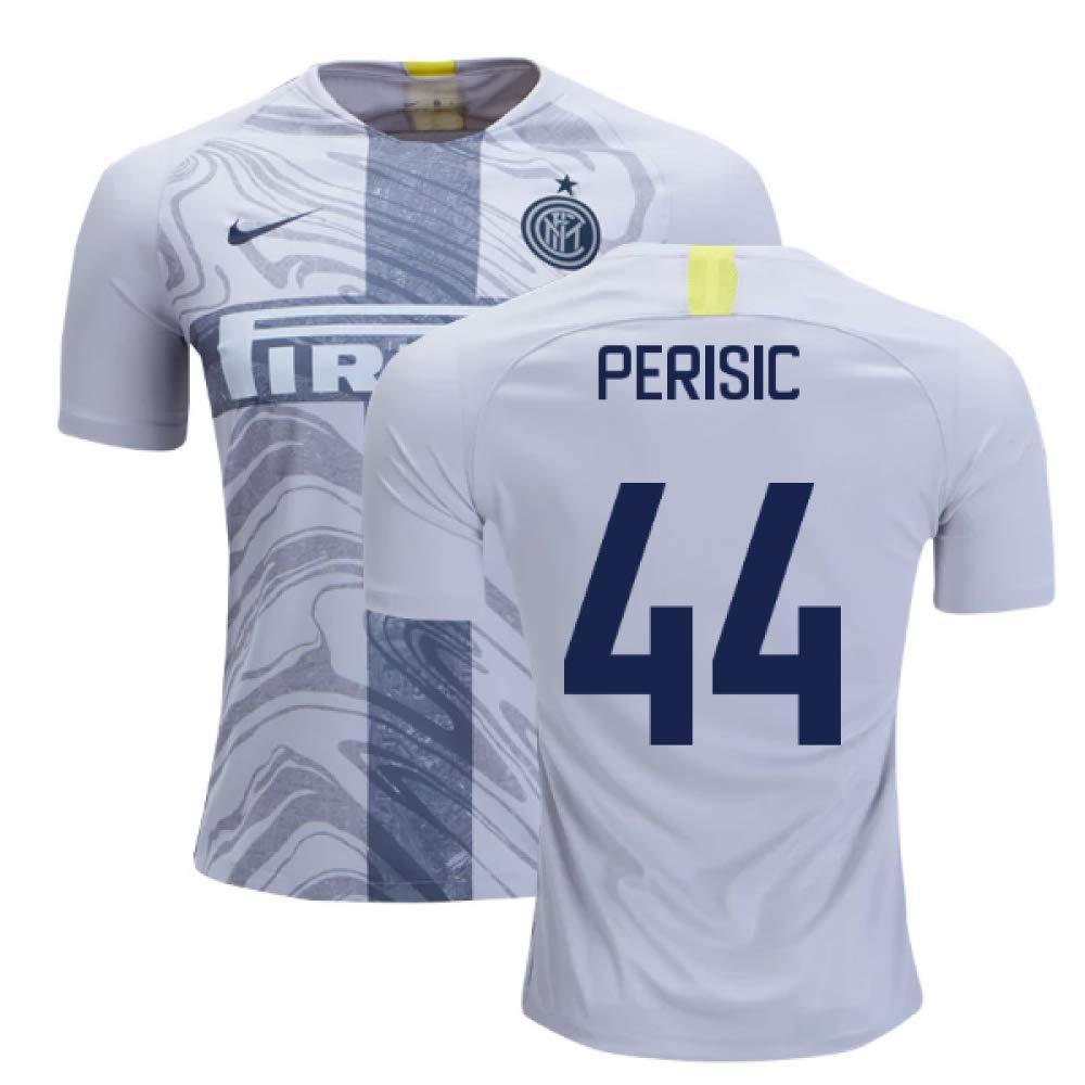 2018-2019 Inter Milan Third Nike Football Soccer T-Shirt Trikot (Ivan Perisic 44)