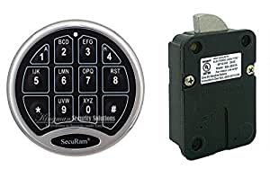SecuRam Electronic Safe Lock