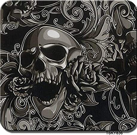 Hydrographic Film 1.0 Meter Multi-Color Optional Hydrographic Film Hydro Dip Film-Zombie Skull Pattern-High Resolution Graphics Water Transfer Printing FilmHydro Dipping Films