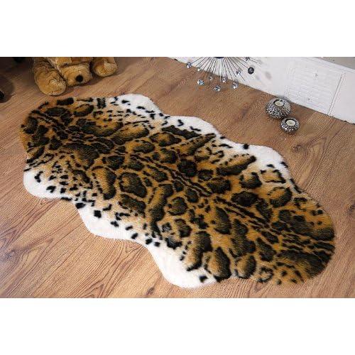 Animal Skin Rugs: Amazon.co.uk
