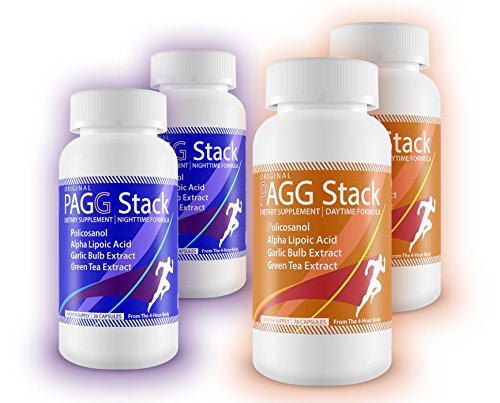 Original PAGG Stack Supplement (60-Day Supply) from The 4-Hour Body by Tim Ferriss