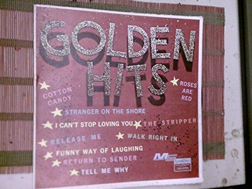 Price comparison product image GOLDEN HITS VINYL RECORD ALBUM MA 2070 SUPER RARE COUNTRY ROSE ACUFF ELVIS PRESSLEY & Others