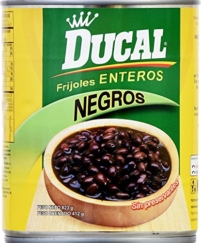 Ducal Whole Black Beans, 29 Ounce (Pack of 12) by Ducal (Image #4)