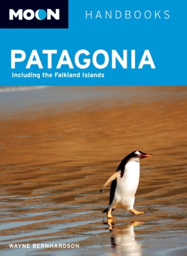 Moon Patagonia (Moon Handbooks)