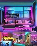LED Strip Lights, Mixi 65.6ft 600 Lights Waterproof