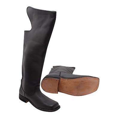 Men's Civil War Leather Dragon Shoes