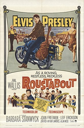 - Roustabout 1964 Authentic 27