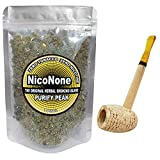 Missouri Meerschaum Pipe & NicoNone Herbal