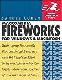 Macromedia Fireworks MX for Macintosh and Windows, Sandee Cohen, 0201794799