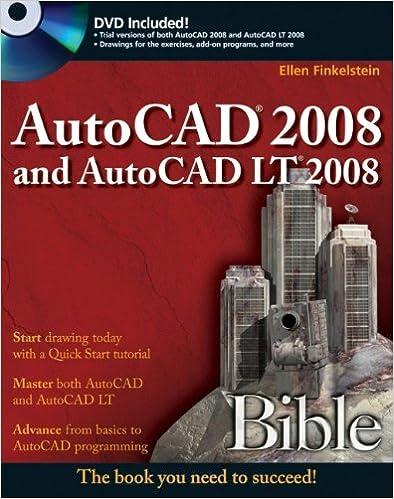 Books format autocad pdf