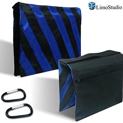 LimoStudio Photography/Video Equipment Sandbags/ Saddle Bag for Boom Stand Tripod, AGG359