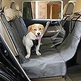 Slowton Cubierta Asiento De Mascota Hamaca, Protector de Asientos de Auto para Mascotas con Cierre,...