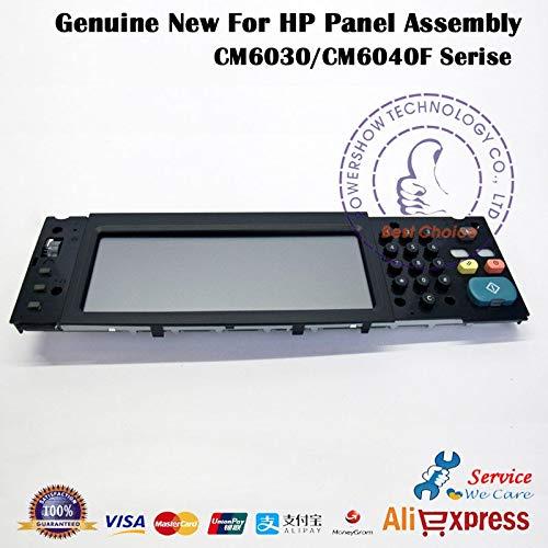 Printer Parts Q3938-67963 Q3942-60140 CB414-60101 Q7517-60132 CB425-60127 for HP CM6040 CM6030 CM4730 M3035 M3027 4345 M4345 Control Panel - (Color: M3027 M3035 Series)