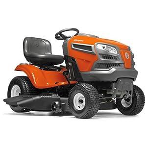 Amazoncom Husqvarna YTH22V46 22 HP Hydro Pedal Yard Tractor 46