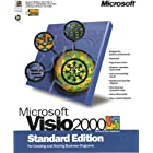 Microsoft Visio 2000 Standard Edition Upgrade [Old Version]