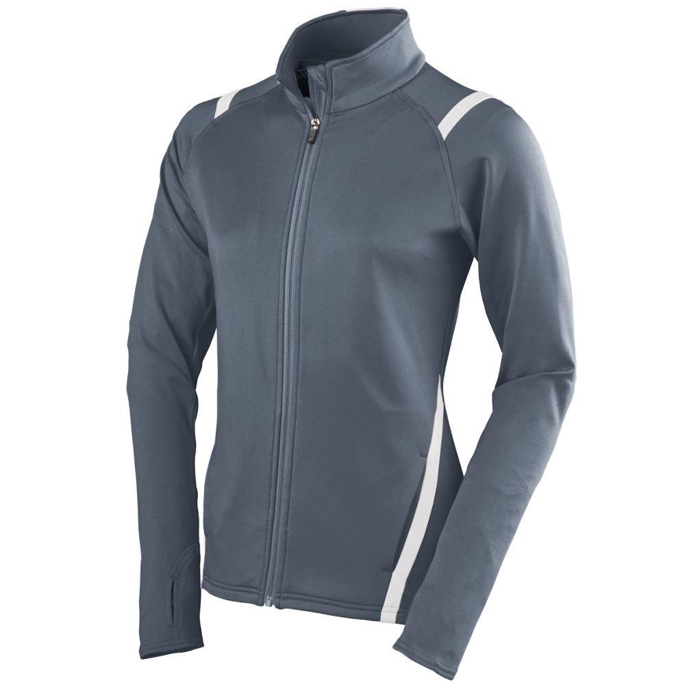 Augusta Sportswear Women's Freedom Jacket S Graphite/White