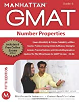 GMAT Strategy Guide, 5th Edition: Number Properties, Guide 5 Front Cover