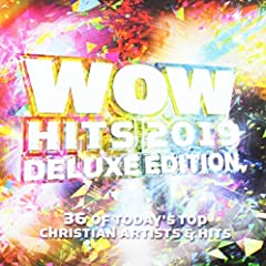 Straight from Christian radio, WOW Hits 2019 Deluxe brings you the biggest Christian artists & songs! Featuring your favorite artists, singing their biggest hits! WOW Hits 2019 Deluxe captures 36 songs on 2 CD's that will inspire! The Big...