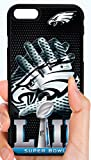 Infinity Phone Cases Eagles Gloves Super Bowl 52 LII Football Phone Case Cover - Select Model