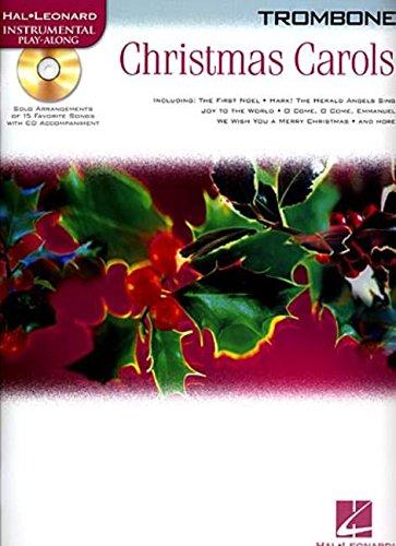 Christmas Carols Trombone BK/CD