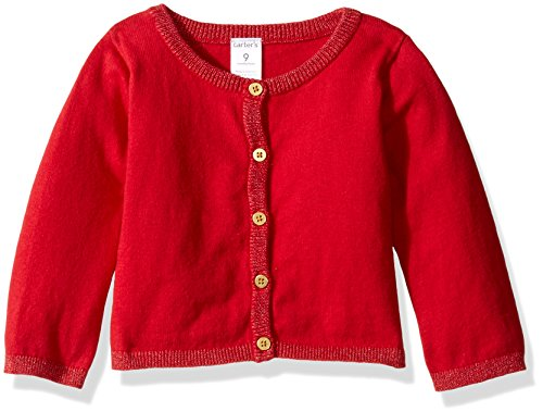 Carters Sweater Knit Cardigan Baby