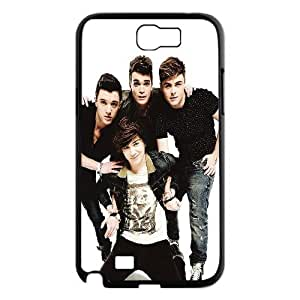 DDOUGS union j Customised Cell Phone Case for Samsung Galaxy Note 2 N7100, Wholesale union j Case