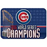 """Chicago Cubs World Series Champions 20"""" x 30"""" Small Mat"""