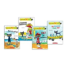 Pat le chat French Readers Pack 1 (K to Grade 2)