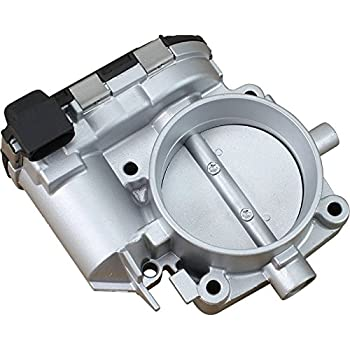Amazon.com: Brand New Throttle Body Assembly for 2008-2012 Mercedes-Benz 3.0L 3.5L A1131410125 ...