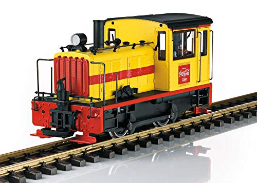 LGB 27631 Model Railway Locomotive, Gauge G