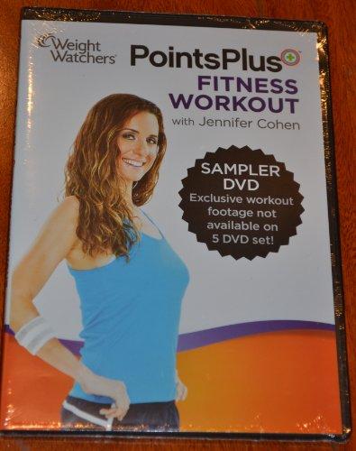 Weight Watchers 2013 360 Program Points Plus SAMPLER FITNESS WORKOUT Video...