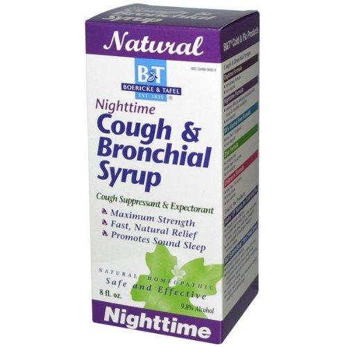 Boericke & Tafel Cough&Bronch Syrup Night 8 Fz Bronch Syrup