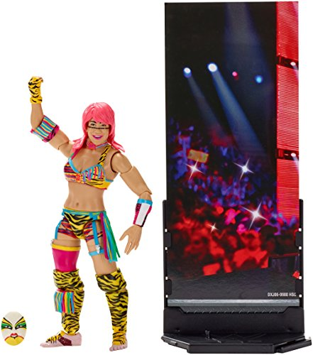 WWE Elite Collection Asuka Series 47 A Figure by WWE