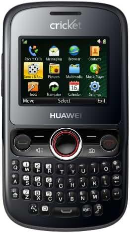 Huawei M615 Pillar Prepaid Phone (Cricket)